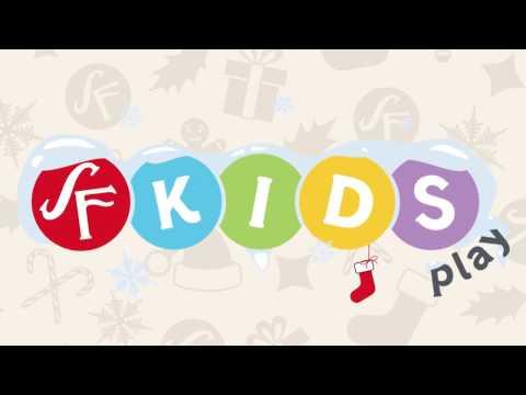 Fira jul med SF Kids Play!