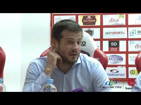 Linglong Tire Super liga 2019/20 - 5.Kolo: Izjave trenera nakon meča VOJVODINA – TSC