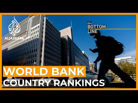 What's behind the scandal of World Bank country rankings? | The Bottom Line