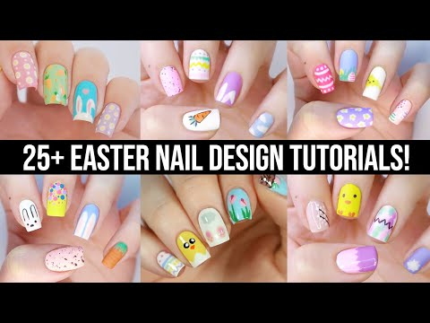 Cute Nail Art 2020 | Fun & Easy Easter Nail Design Compilation!