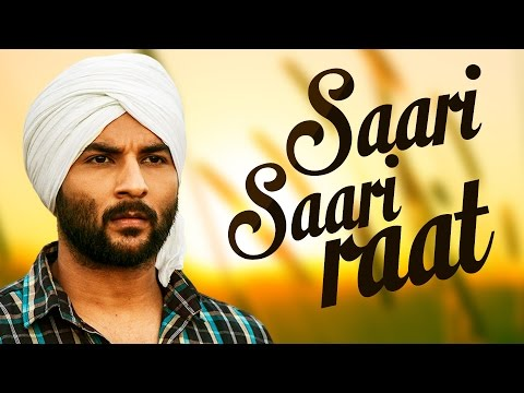 SAARI SAARI RAAT LYRICS - Akhil | Vaapsi | Punjabi Movie