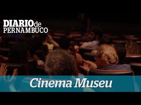 P�blico comenta a estreia do Cinema do Museu em Casa Forte