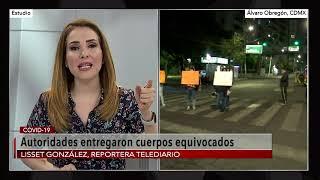 Pedro falleció el miércoles por COVID... autoridades no encuentran su cuerpo