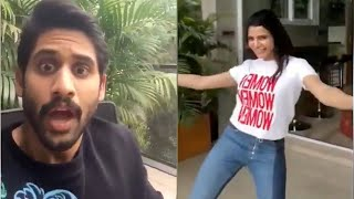 Actress Samantha Akkineni Supurb Dance At Home During Lockdown | Samantha Latest Video - RAJSHRITELUGU