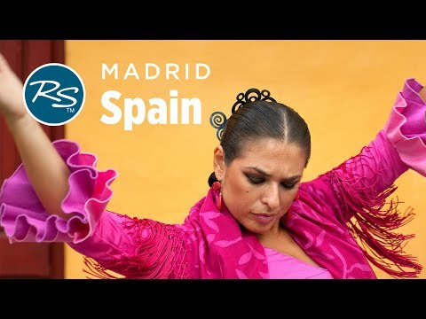 Madrid, Spain: Flamenco - Rick Steves' Europe Travel Guide - Travel Bite