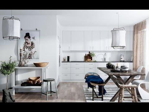 Så gör du dina inredningsval när du köper en nybyggd lägenhet av HSB.