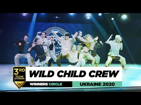 Wild Child Crew | 3rd Place Team | Winners Circle | World of Dance Ukraine 2020 | #WODUA20