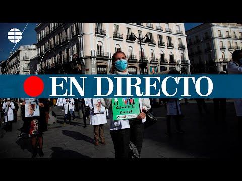 DIRECTO CORONAVIRUS MADRID | Manifestación de la sanidad pública contra la gestión de Ayuso