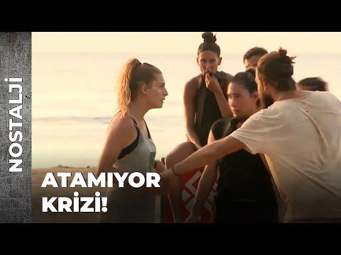 YAĞMUR'UN ÇİLEDEN ÇIKTIĞI ANLAR! | SURVİVOR NOSTALJİ