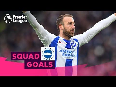 Fantastic Brighton & Hove Albion Goals | Murray, Knockaert, Duffy | Squad Goals