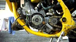 suzuki rm 125 trouble youtube 1990 Suzuki Motorcycle Wiring Diagrams