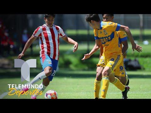 Highlights & Goals | Chivas vs. Tigres 1-0 | Sub-17 | Telemundo Deportes