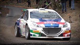 Rally Sanremo 2018 – Peugeot 208 T16 e Paolo Andreucci – Shakedown