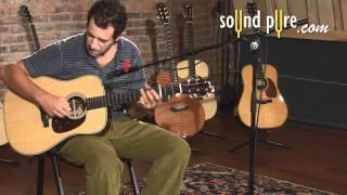 Collings D2H VN #18318 Acoustic Guitar Demo
