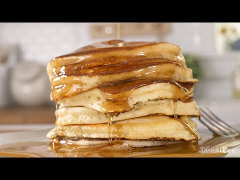 The Best Pancakes with James Schend