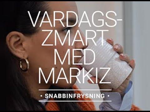 Cylinda – Vardagssmart med Markiz (Snabbinfrysning)