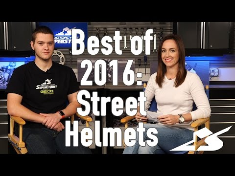 Best of 2016: Street Helmets