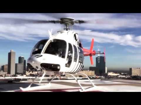 CareFlite Plans for the Future with Bell Helicopter