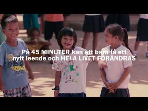 #45minuter för ett leende