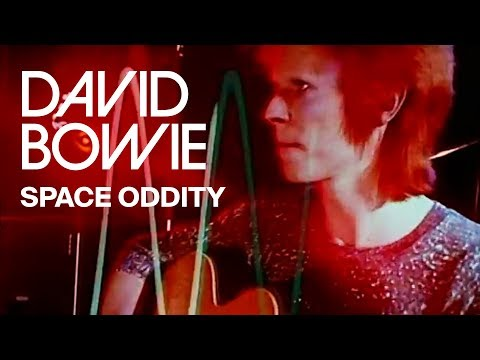 David Bowie – Space O Poster