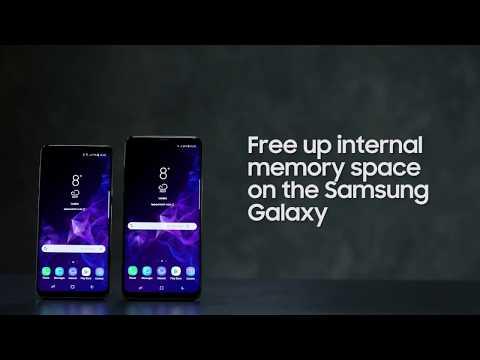 3. Sådan frigøres intern hukommelse på din Samsung Galaxy