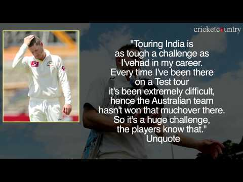 India tour will be toughest challenge of my career: Michael Clarke
