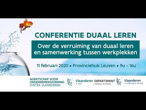 Aftermovie Conferentie Duaal Leren (11 februari 2020)