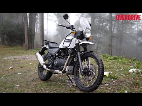 Royal Enfield Himalayan - Quick Review