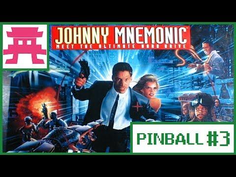 [PINBALLS] Los pinballs de Flynn's: Johnny Mnemonic