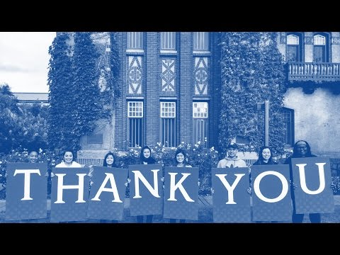SJSU Students Thank You for Your Support