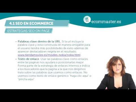 Curso de SEO para Ecommerce 3/5 - ¿Cómo puedo mejorar el seo de mi web?
