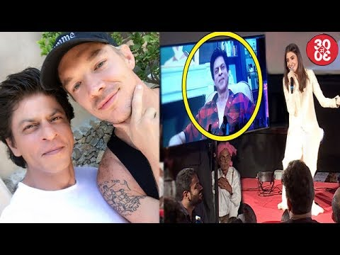 Shahrukh Khan Collaborates With Dj Diplo | SRK Joins 'JHMS' Trailer Launch Via Video Conference