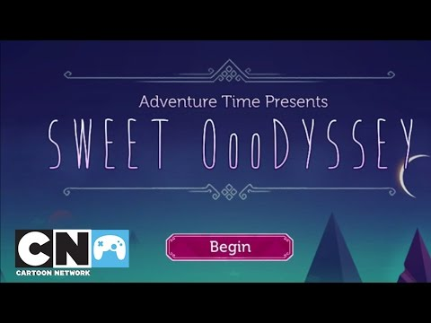 Adventure Time Game | Sweet Ooodyssey Playthrough | Cartoon Network