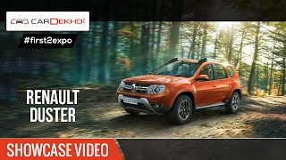 #first2expo | 2016 Renault Duster | Showcase Video | CarDekho@AutoExpo2016