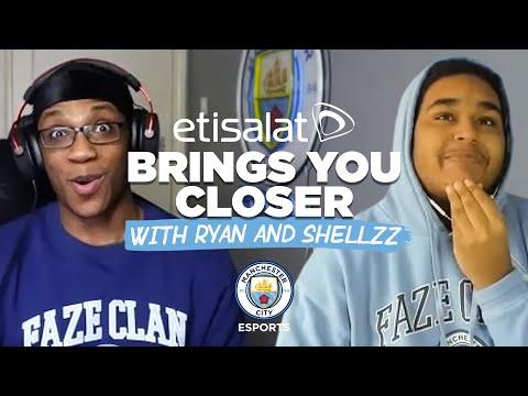 YOU WON'T BELIEVE RYAN'S GUILTY PLEASURE!   ETISALAT BRINGS YOU CLOSER   RYAN & SHELLZZ