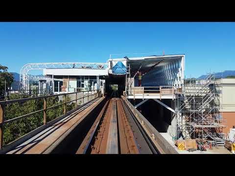 Vancouver SkyTrain: Royal Oak to Waterfront