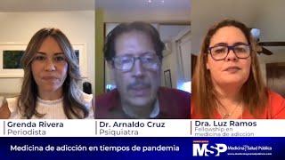 Medicina de adicción en tiempos de pandemia
