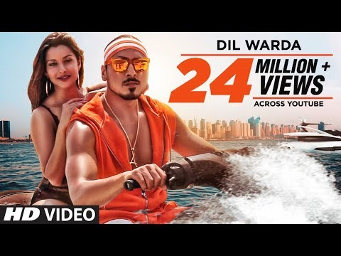 Dil Warda Full HD Video Song With Lyrics | Mp3 Download