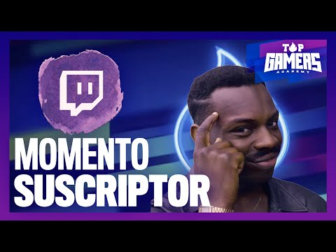MOMENTO SUSCRIPTOR (26NOV) | TOP GAMERS ACADEMY