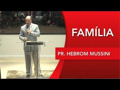 Pr. Hebrom Mussini   Salmos 73   29 09 2019