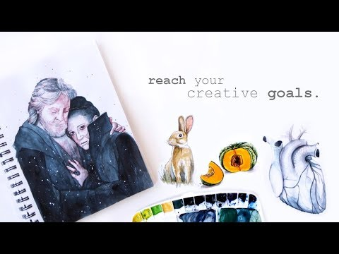 How to Improve Your Art || 5 Things Holding You Back and How To Overcome Them