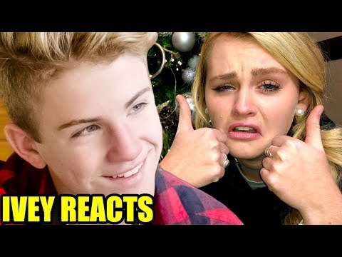 Ivey Reacts: Right In Front Of You (MattyBRaps)