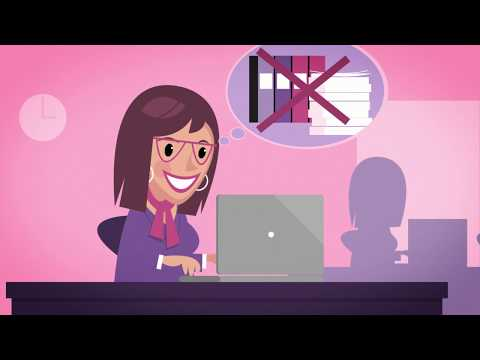 Digitalisera byrån - bli Fortnox Byråpartner