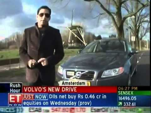ET Now Volvo RS 80 review