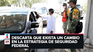 Hay 50 mil 979 militares atendiendo pandemia: Durazo