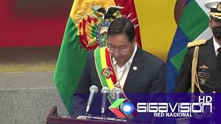 #LAPAZ PRESIDENTE ARCE ANUNCIO MAS DE 15 MILLONES DE DOSIS DE VACUNAS PARA COMBATIR COVID-19.
