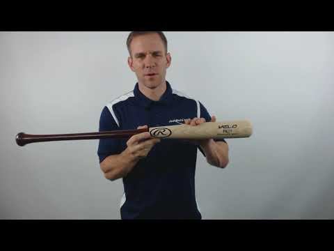 Rawlings VELO Ash Wood Baseball Bat: PA271 Adult