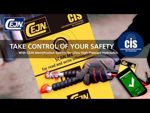 CEJN Identification System (CiS) Instruction