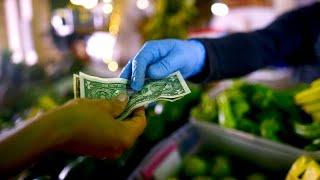 Is coronavirus pushing us towards a cashless society