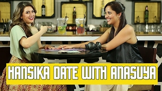 Hansika  A Date With Anasuya  TV9